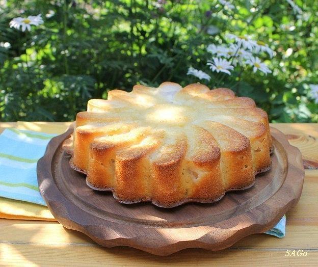 Самый нежный рецепт Заливного грушевого пирога. Просто Бомба во рту!