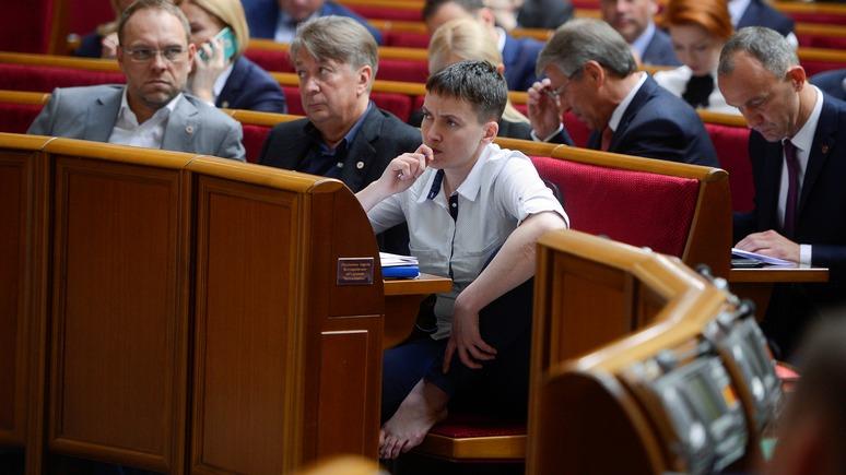 Савченко: за вступление в НАТО Россия ударит ракетами по Киеву