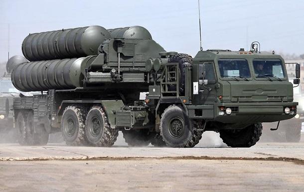 Ракетно-зенитный комплекс «Триумф» был переброшен в Крым
