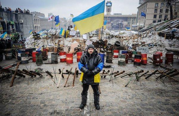 Украина: требуются профессиональные майданщики, высокая ЗП