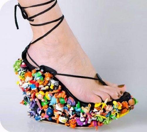 Туфли-киндеры