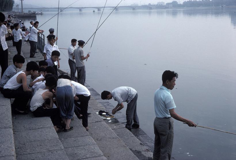 Снимки журналиста Хироджи Куботы, показывающие, как жила Северная Корея в 1979-1987