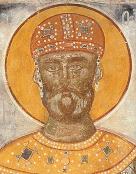 Давид грузинский