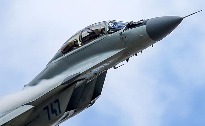 МиГ-35: старт, опоздавший на годы