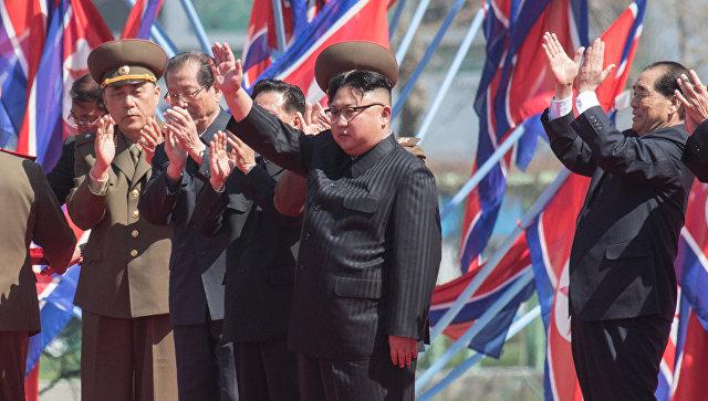 """Лидер КНДР заявил, что хочет послать США """"больше подарков"""""""