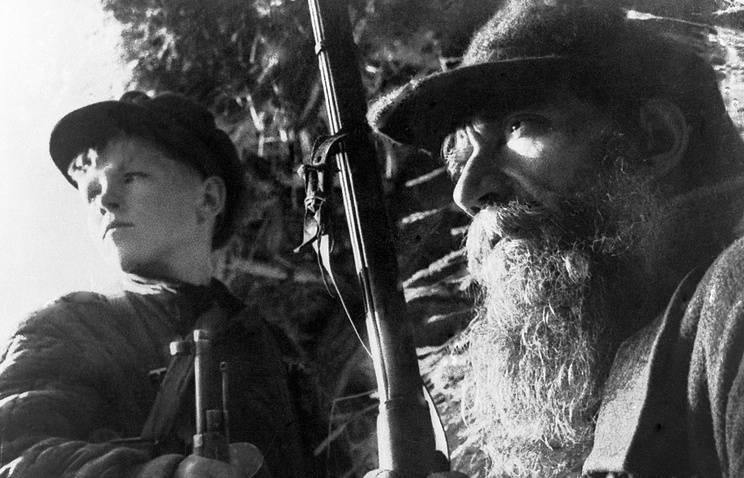Дети-антифашисты: маленькие солдаты большой войны