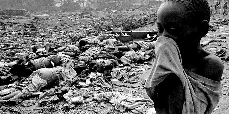 Геноцид в Руанде. Фото