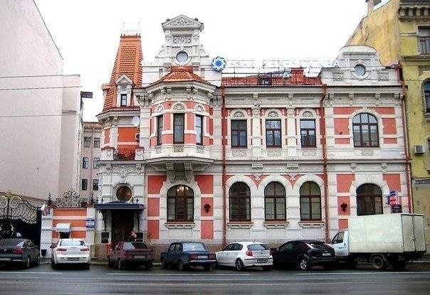 Особняк Курта Зигеля в Санкт-Петербурге