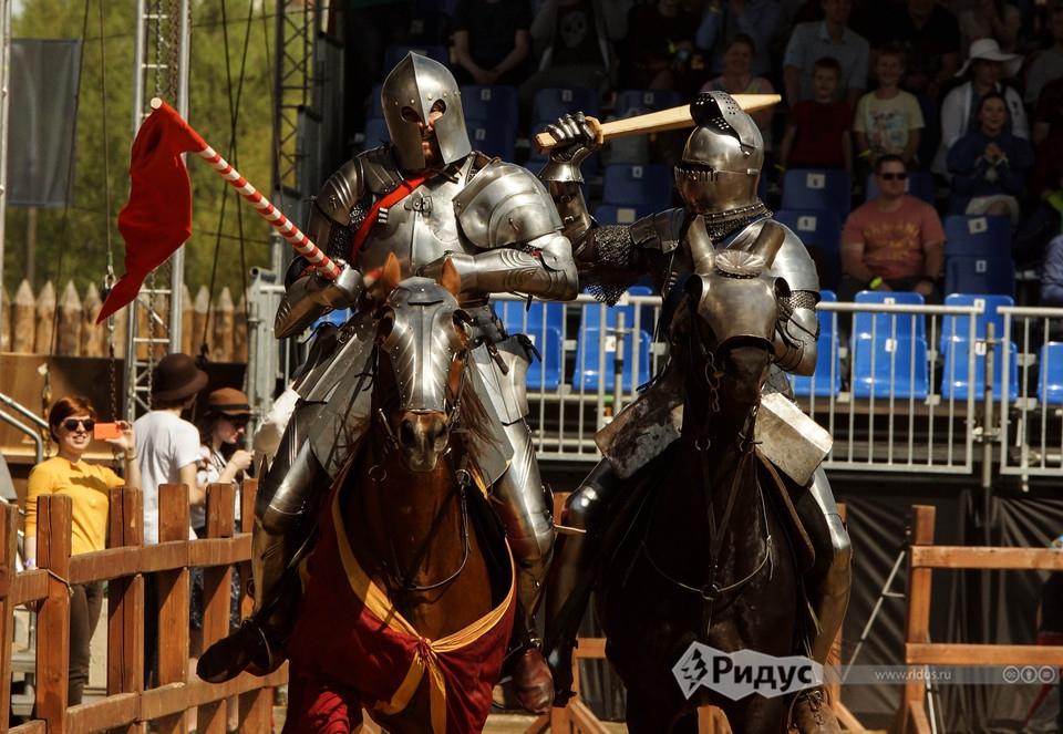 Почему российские рыцари все…