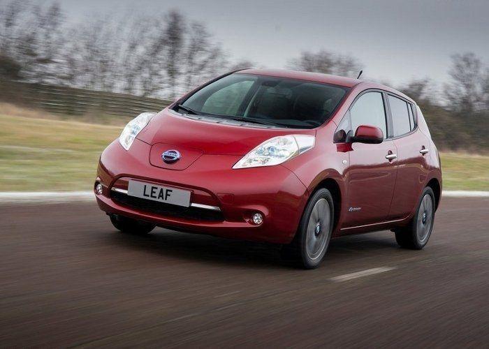 Как экономично ездить на Nissan Leaf (видео)