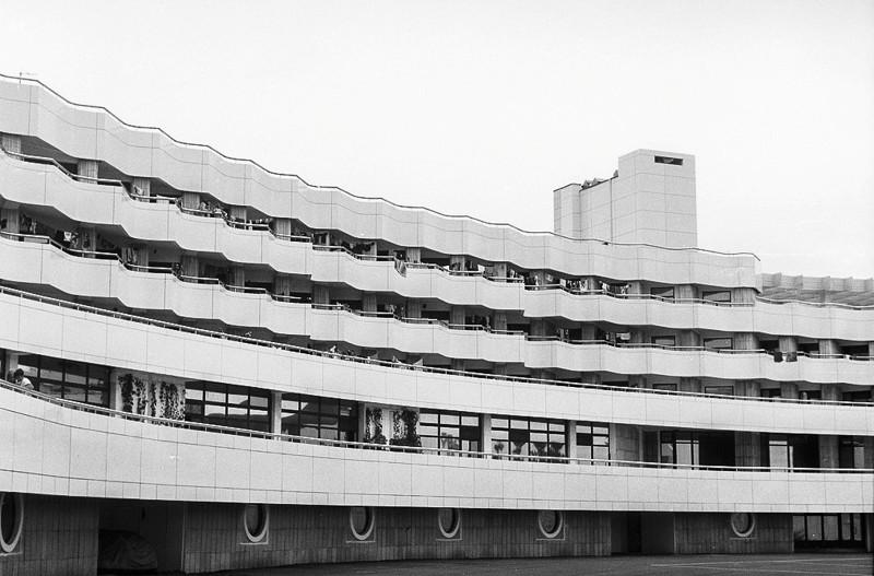 Оригинальные постройки советской архитектуры  СССР, архитектура, было стало, ностальгия