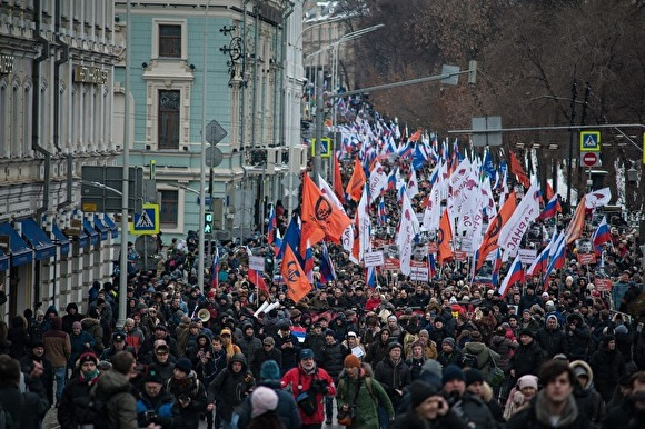 Навальный, Касьянов, Макаревич и другие инициаторы Марша Немцова написали письмо Собянину