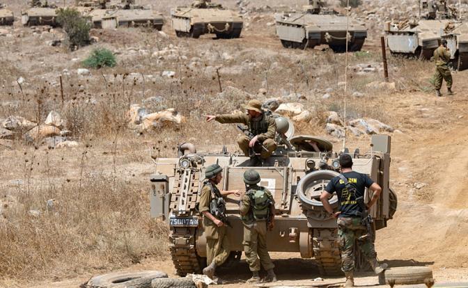 Америка уходит из Сирии, чтобы там хозяйничал Израиль