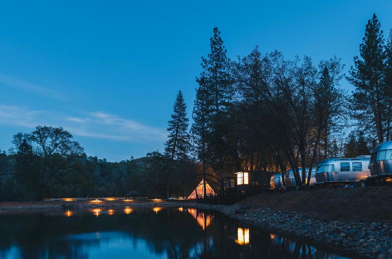 Новые возможности для кемпинга в Йосемитском национальном парке