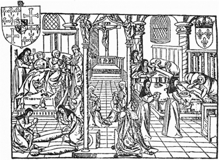 Поражающие своей жестокостью наказания для женщин в Средневековье