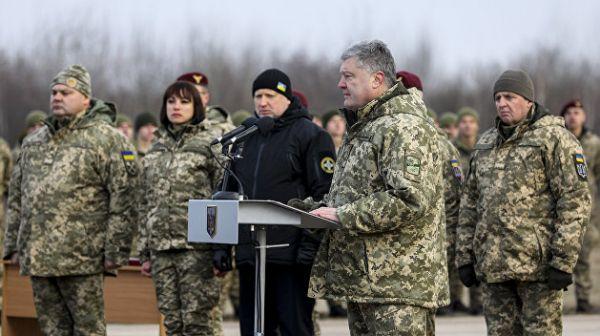 Военное положение. Режим Порошенко готовит раскол Православия и войну в Донбассе