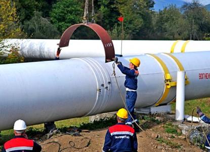 Украина попросит у России газа