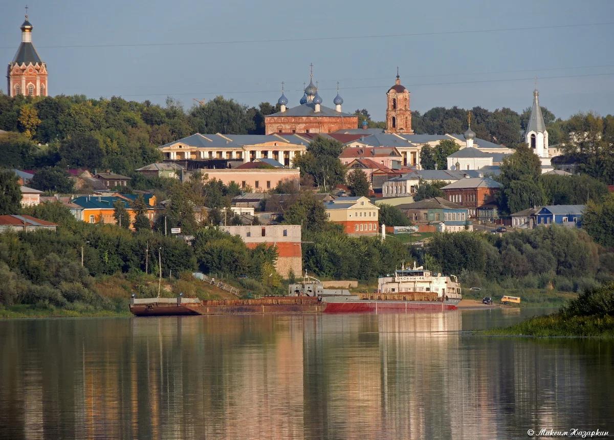 Из столицы в столицу: речной круиз по центральной России