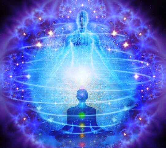 Соединение с Силой Духа