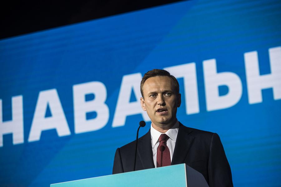 Для Навального ничего не изменилось