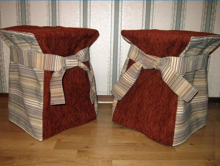 Сшить подушки на стулья своими руками выкройки фото 57