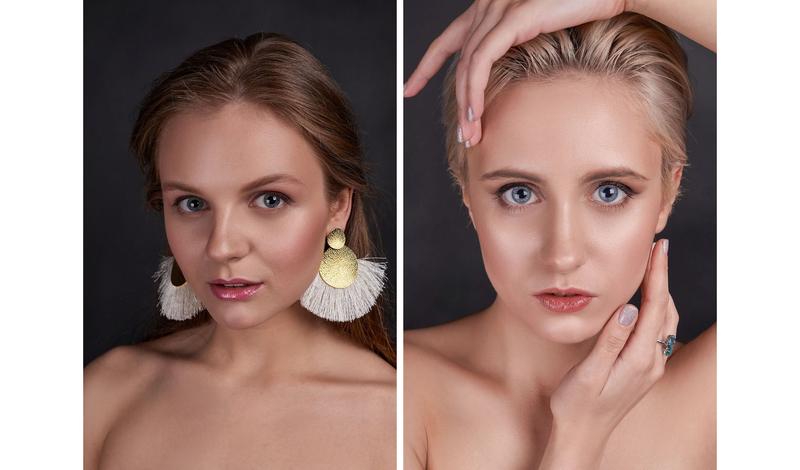 Вероника Тарасевич, 22 года / Анастасия Болдырева, 19 лет, фото: TUT.by
