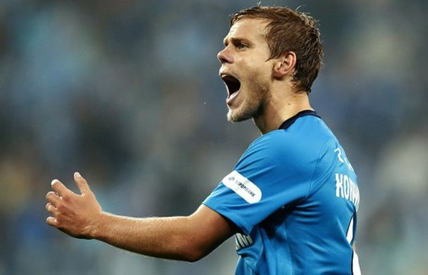 «Зенит» сосчетом 5:0 разгромил «Вардар» настарте Лиги Европы