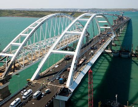 """Украинские националисты заявили о подготовке """"акции"""" на Крымском мосту"""