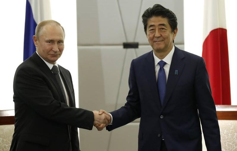 Спустя 74 года Япония намерена подписать мирный договор с Россией