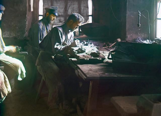 Цветные фото России, сделанные более 100 лет назад (26 фото)