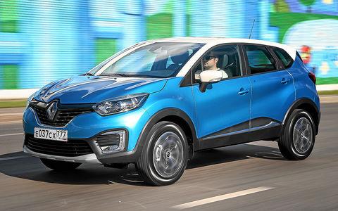 Для поклонников Каптюра Renault скрестила кредит с лизингом