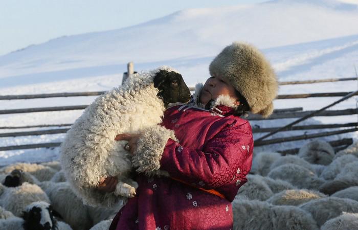 Фотографии о жизни сибиряков: Как живут и отдыхают люди на Крайнем Севере