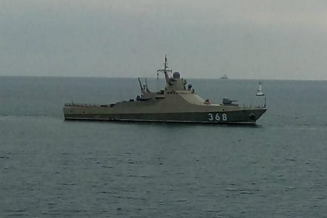 Секретный эсминец проекта 22160 станет головной болью противника