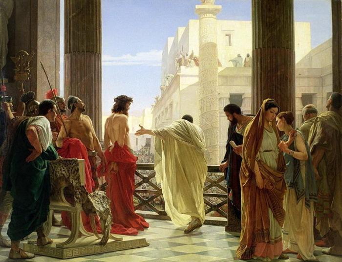 Археологи нашли кольцо Понтия Пилата