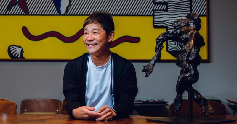 Зачем японский миллиардер раздает тысячи долларов случайным подписчикам в твиттере