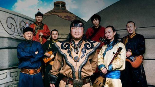 Hanggai. Китайско-монгольски…