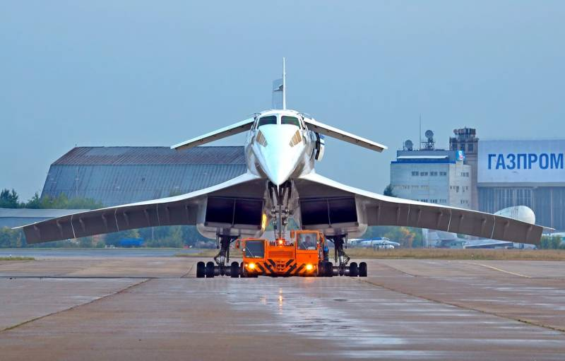 Создаст ли Россия сверхзвуковой гражданский самолет?