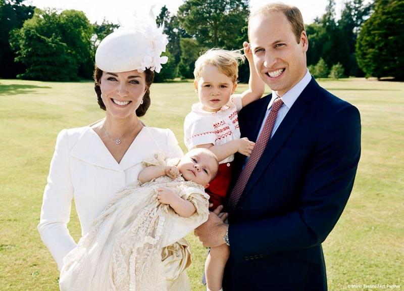 Герцогиня Кембриджская намекнула на пол будущего ребенка во время последнего выхода в свет