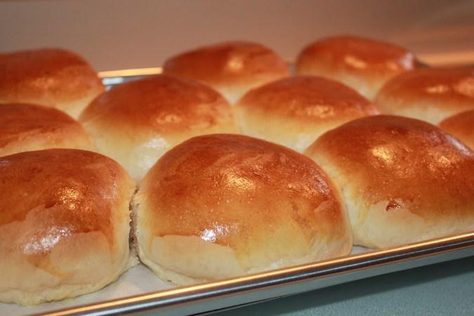 Необычайно вкусные булочки