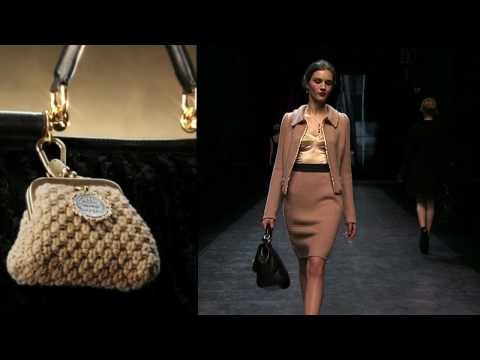 Dolce & Gabbana Bags Collection Winter 2011: to launch exclusively online
