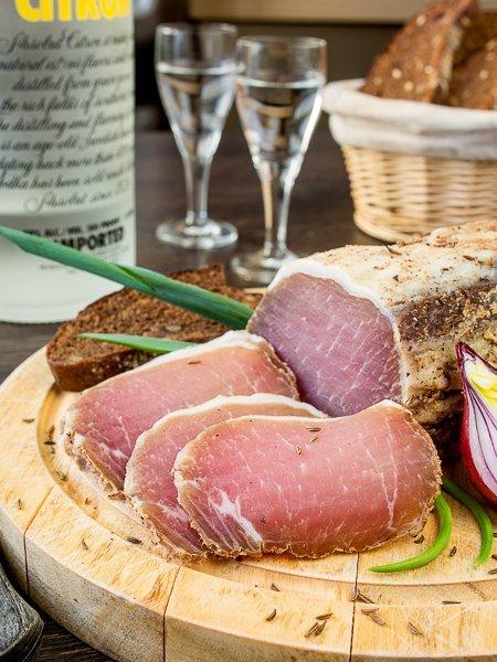 Как делают белорусский мясной деликатес – палендвицу