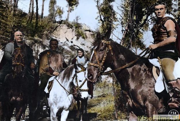 Экспертиза ДНК сакских курганов Казакстана показала, что в них лежат викинги!