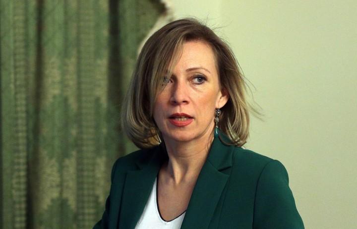 Мария Захарова – харизматичная представительца МИД о Сирии, США и Прибалтике