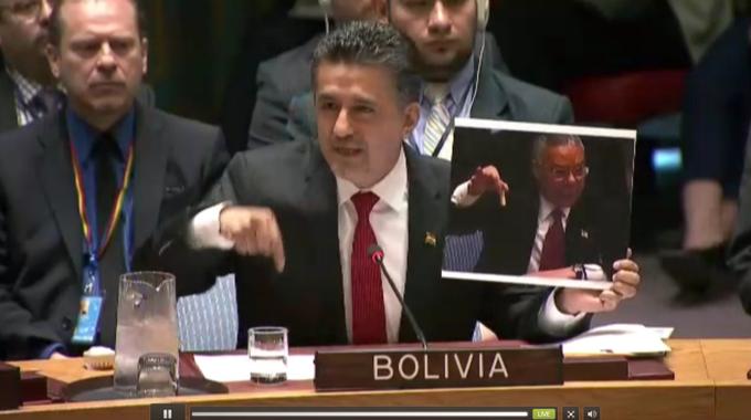 Боливия жестко троллит США н…