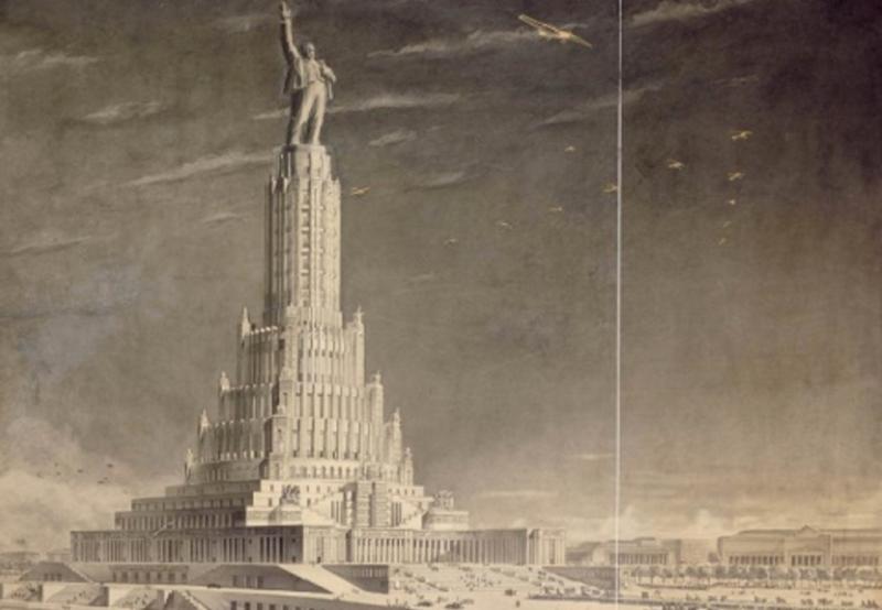 Почему в СССР прекратили стройку самого грандиозного здания в мире