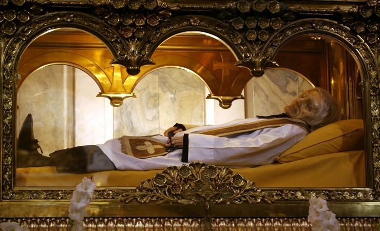Святой Жан Батист Мари Вианней