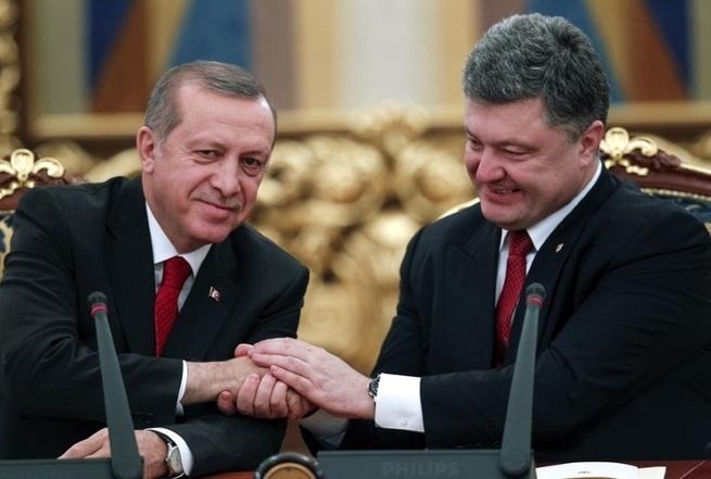 Киев нашёл нового союзника: Украина и Турция объединятся против России в Азовском море