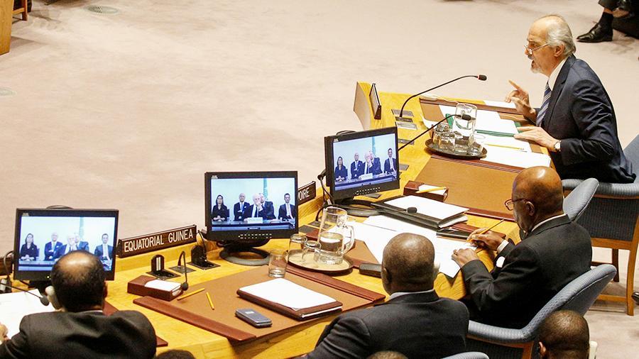 Сирия назвала имя организатора поставок химоружия в страну
