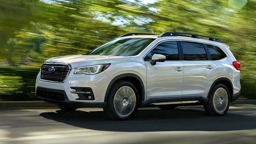 Subaru может привести в Россию свой полноразмерный внедорожник Ascent