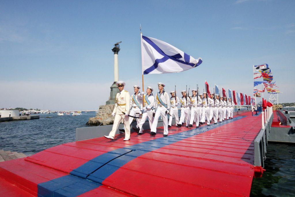 В киевском суде выяснилось, что Черноморский флот РФ не нарушал украинских законов